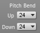 Pitch Bend